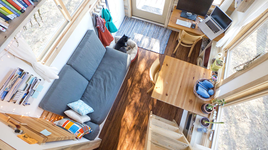 what its really like to live in a tiny house sunset magazine - A Tiny House