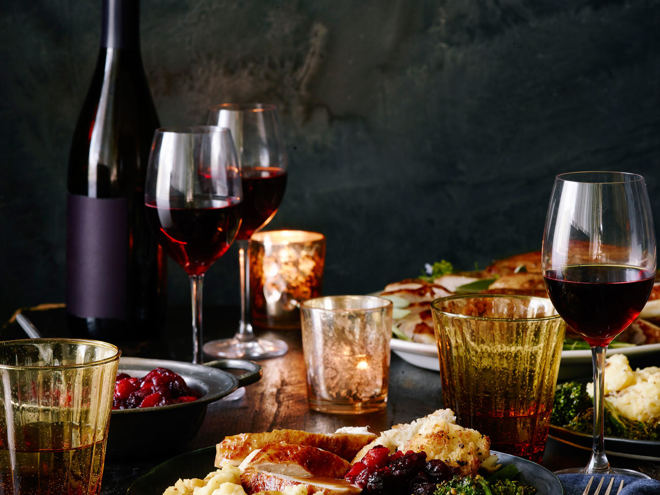 Great Wines for Thanksgiving