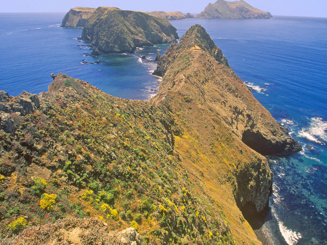 Top Wow Spots of Channel Islands National Park