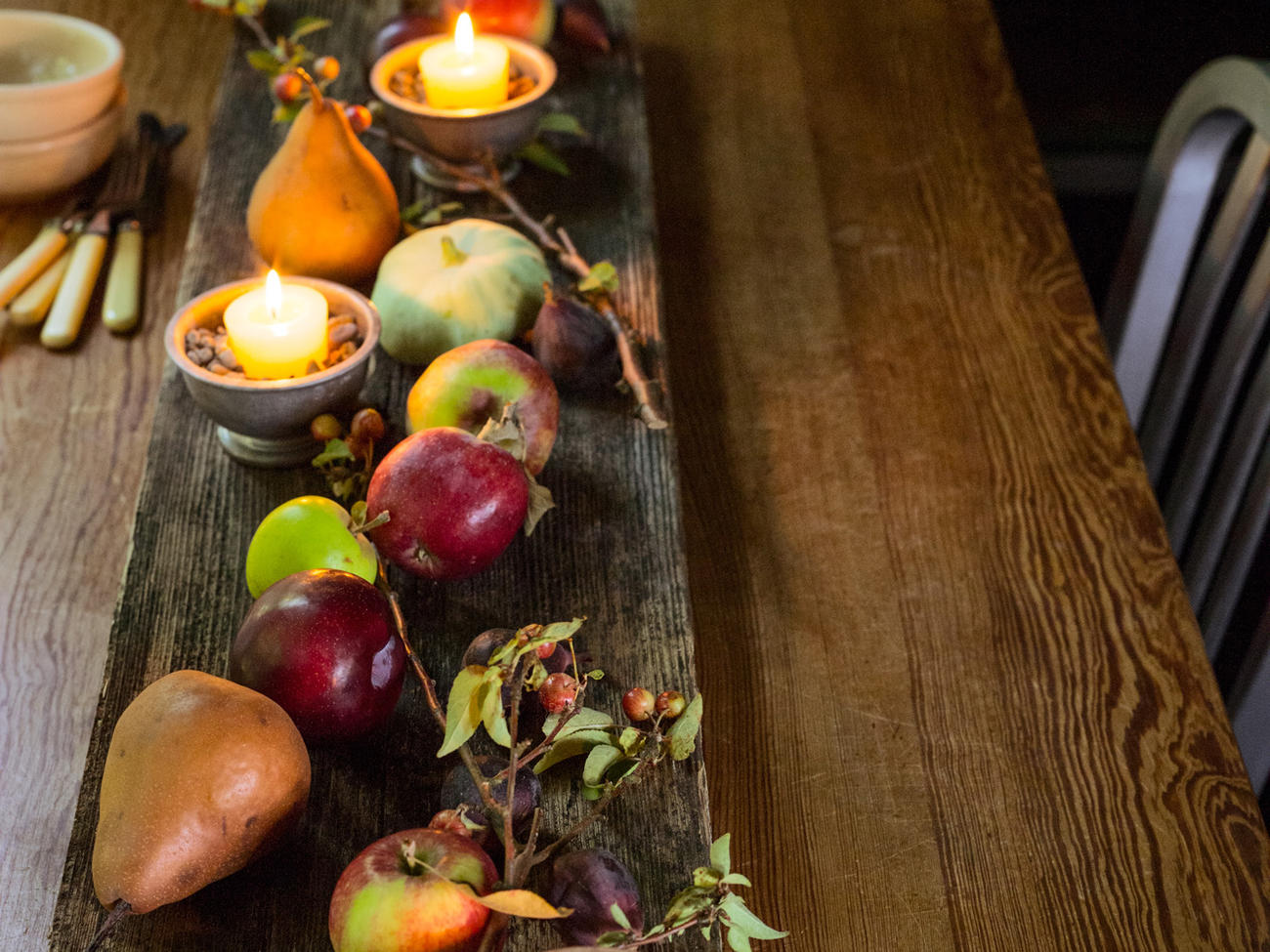 10 Creative Fall Tabletop Ideas