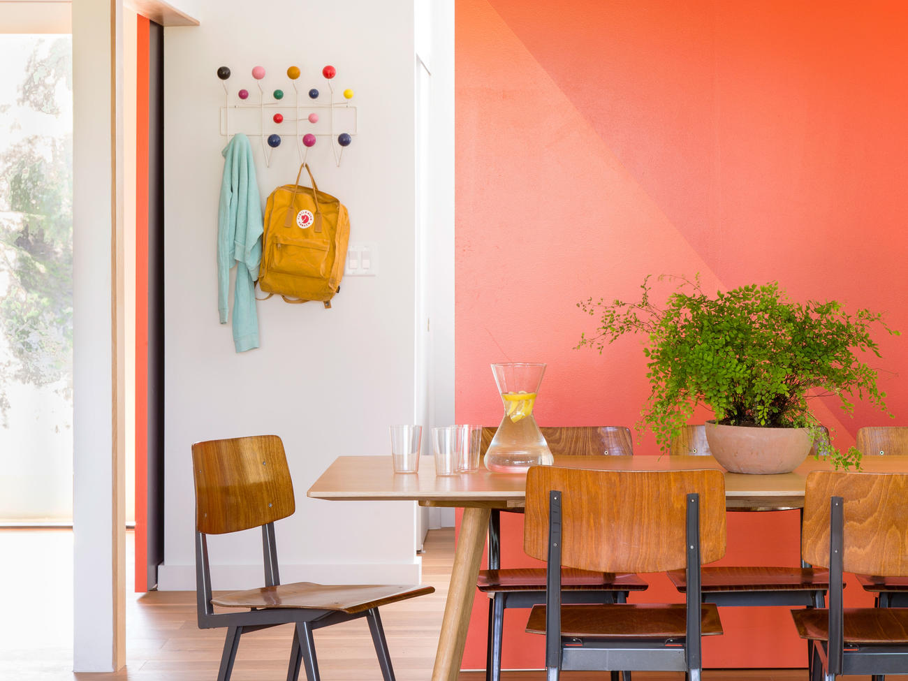 How to Design a Colorful Modern Home