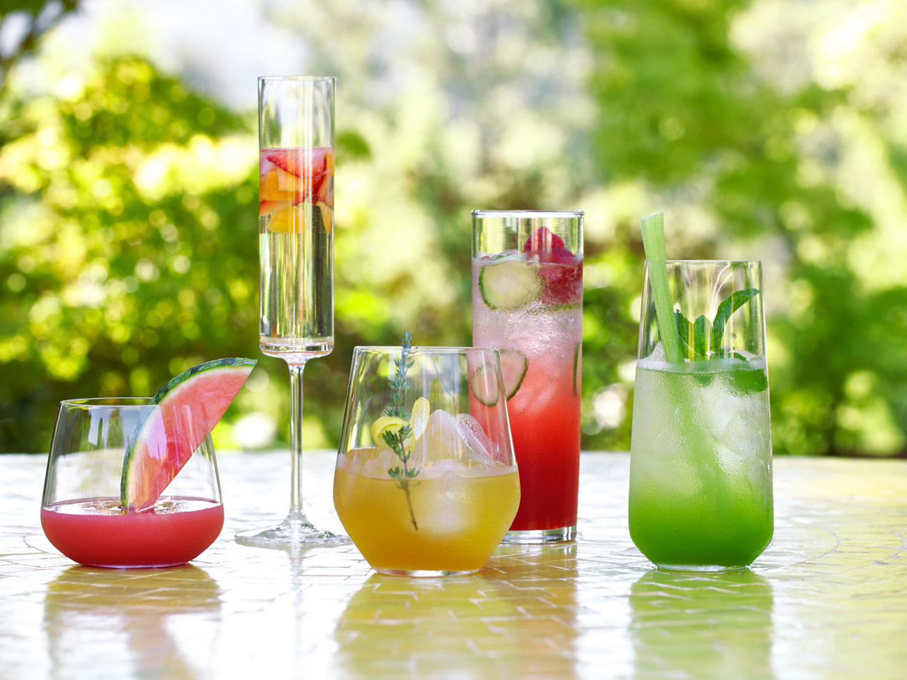 40 Refreshing Summer Drinks