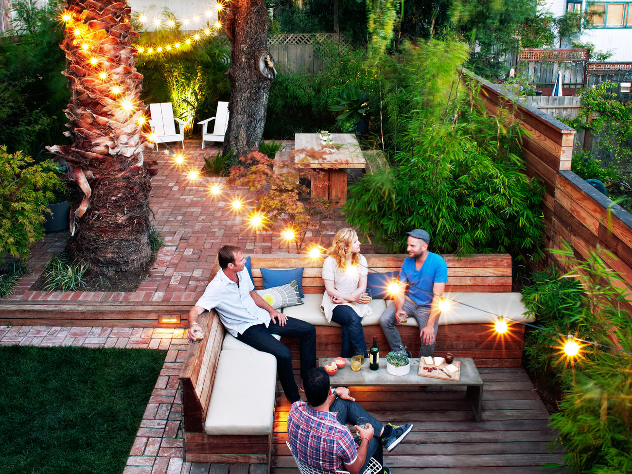 How to Design an Entertainer's Yard