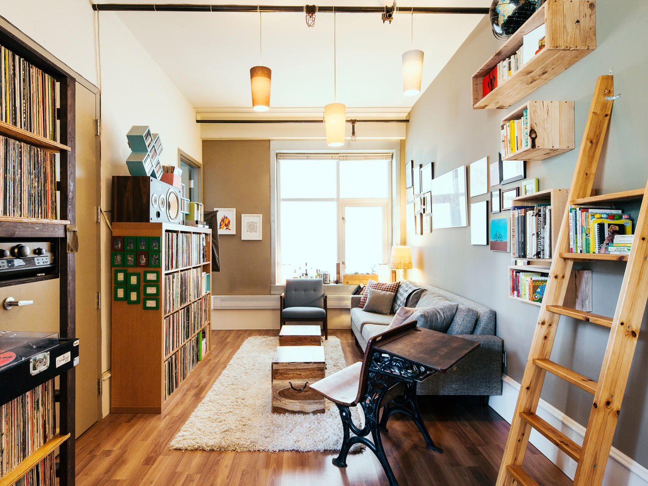 6 Space-Stretching Tricks for an Apartment