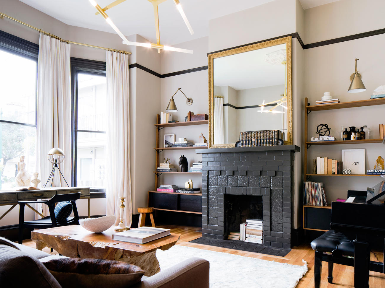 Sunset Editor-in-Chief's Inspiring Victorian Makeover