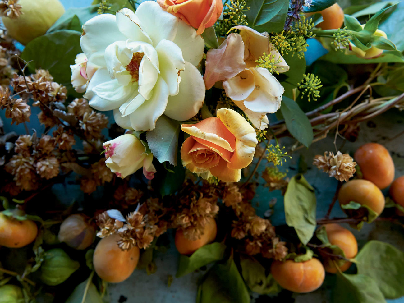10 Gorgeous Ways to Bring Autumn Indoors