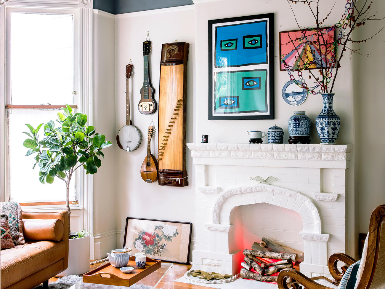 How to Make Art the Star in Your Home Decor