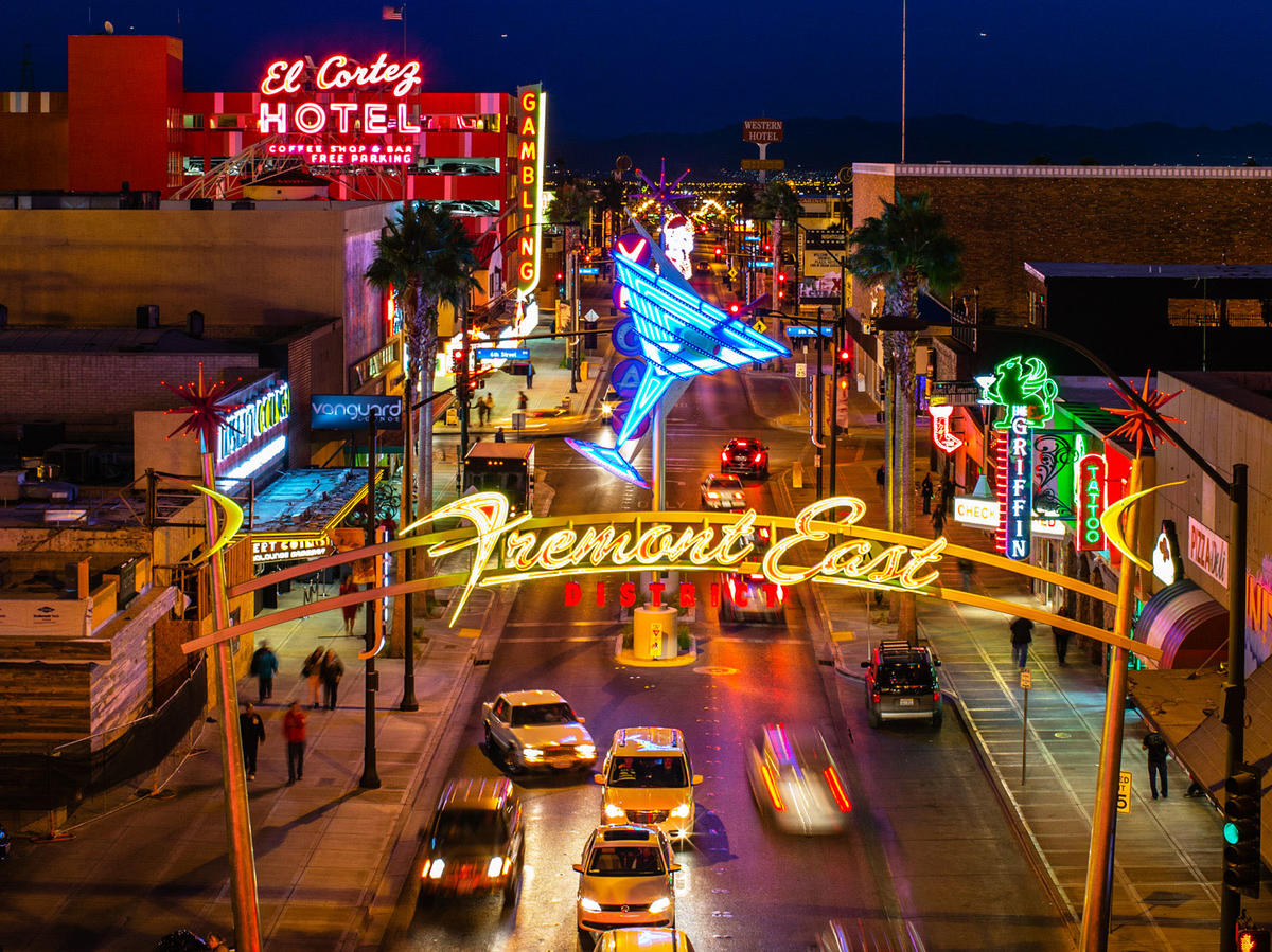 Breakfast Restaurants In Downtown Las Vegas