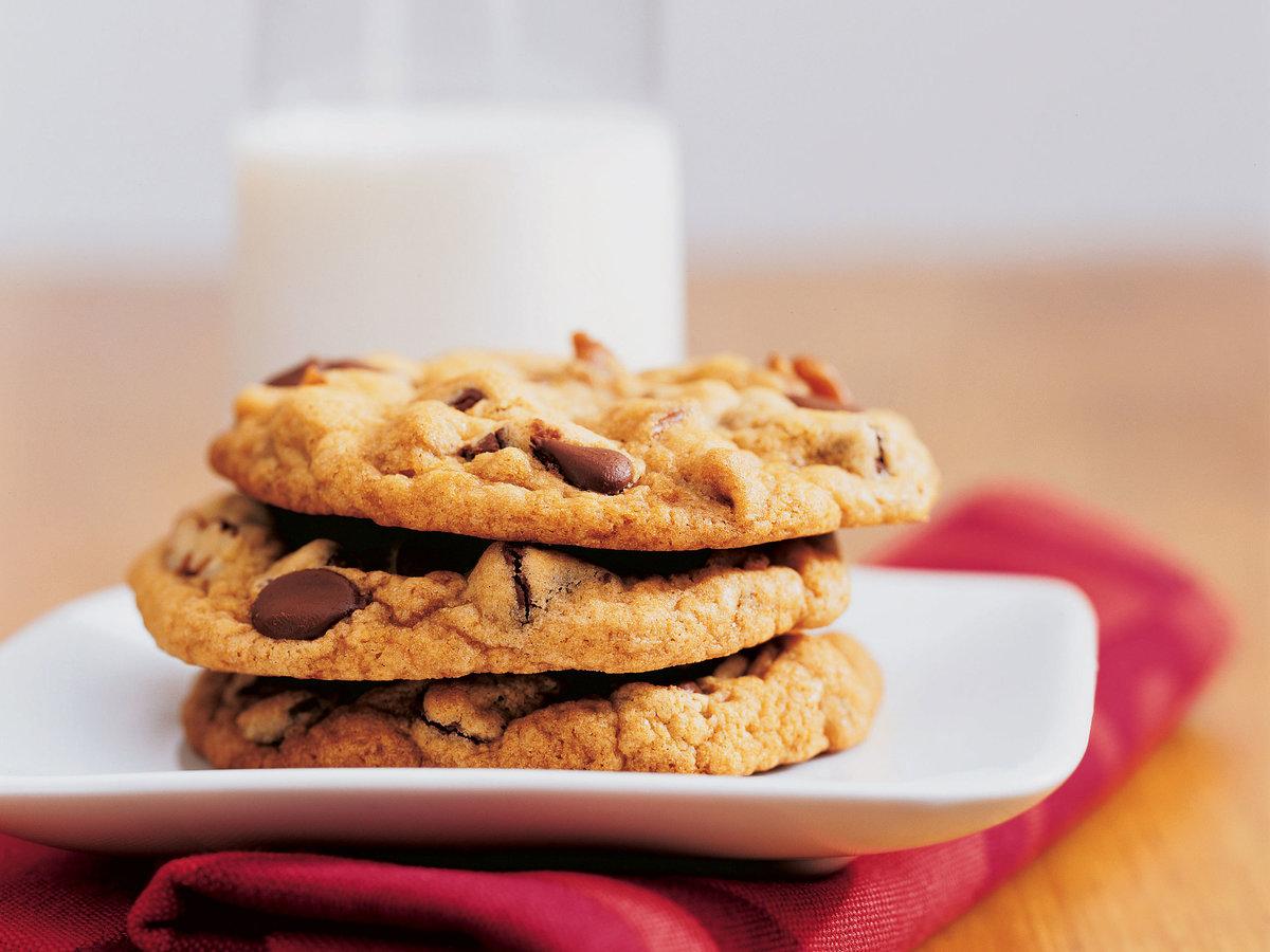 Sunset Magazine Chocolate Chip Cookies