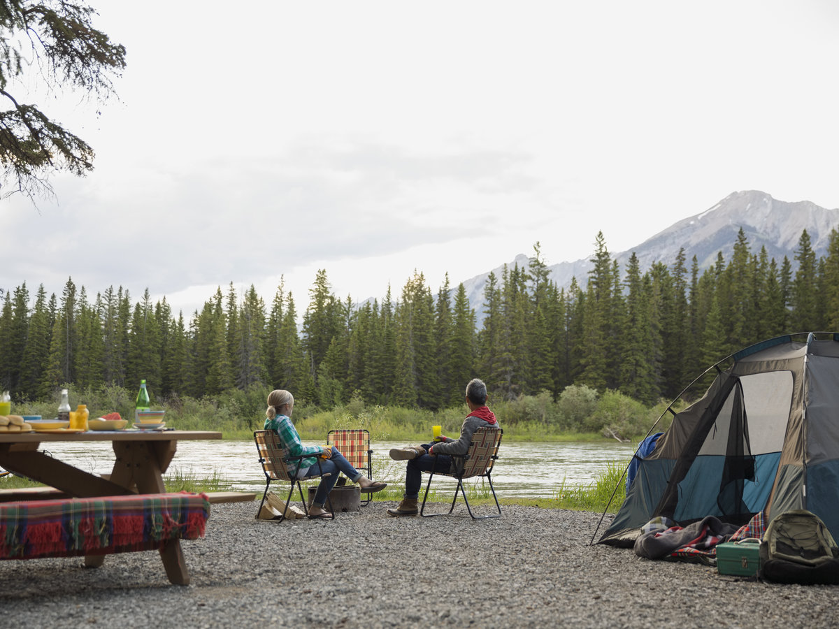 How to Plan the Ultimate Romantic Camping Trip - Sunset ...