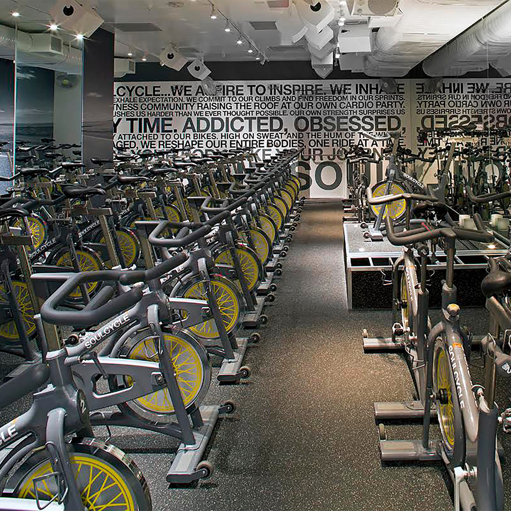 SoulCycle Class Pack