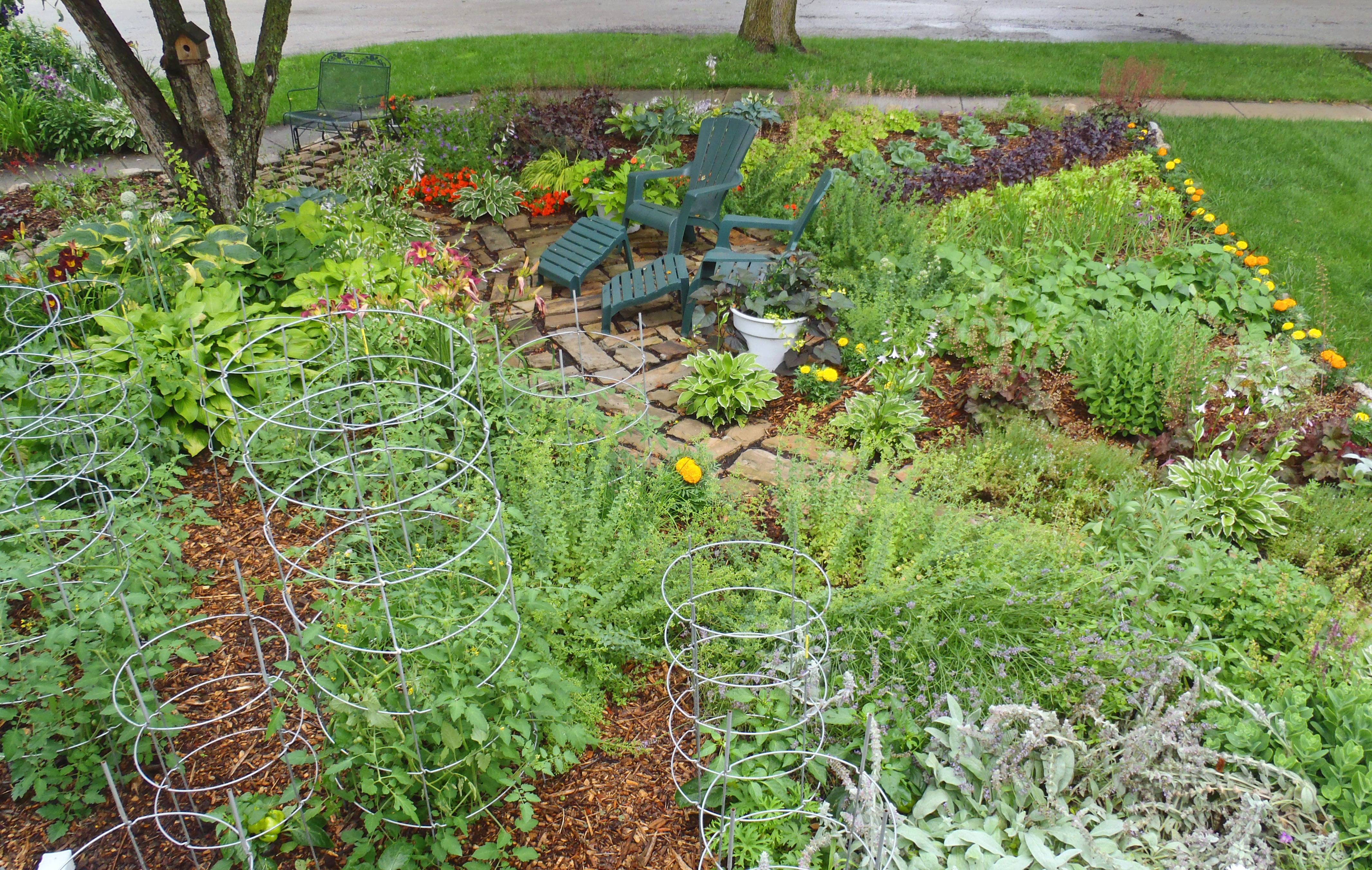 Edible Landscaping Ideas for Front Yard - Sunset - Sunset Magazine