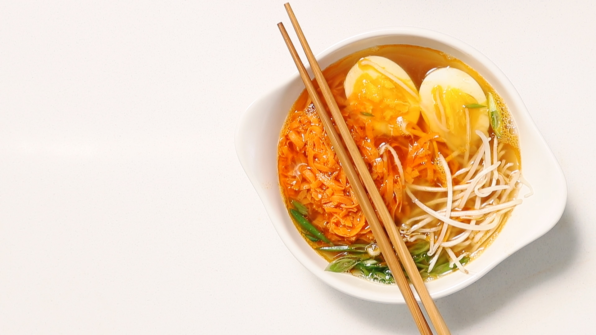 How to Make Sweet Potato Zoodle Ramen