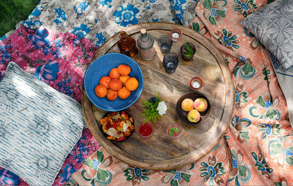 Bring the Inside Out: It's Time for Summer Entertaining