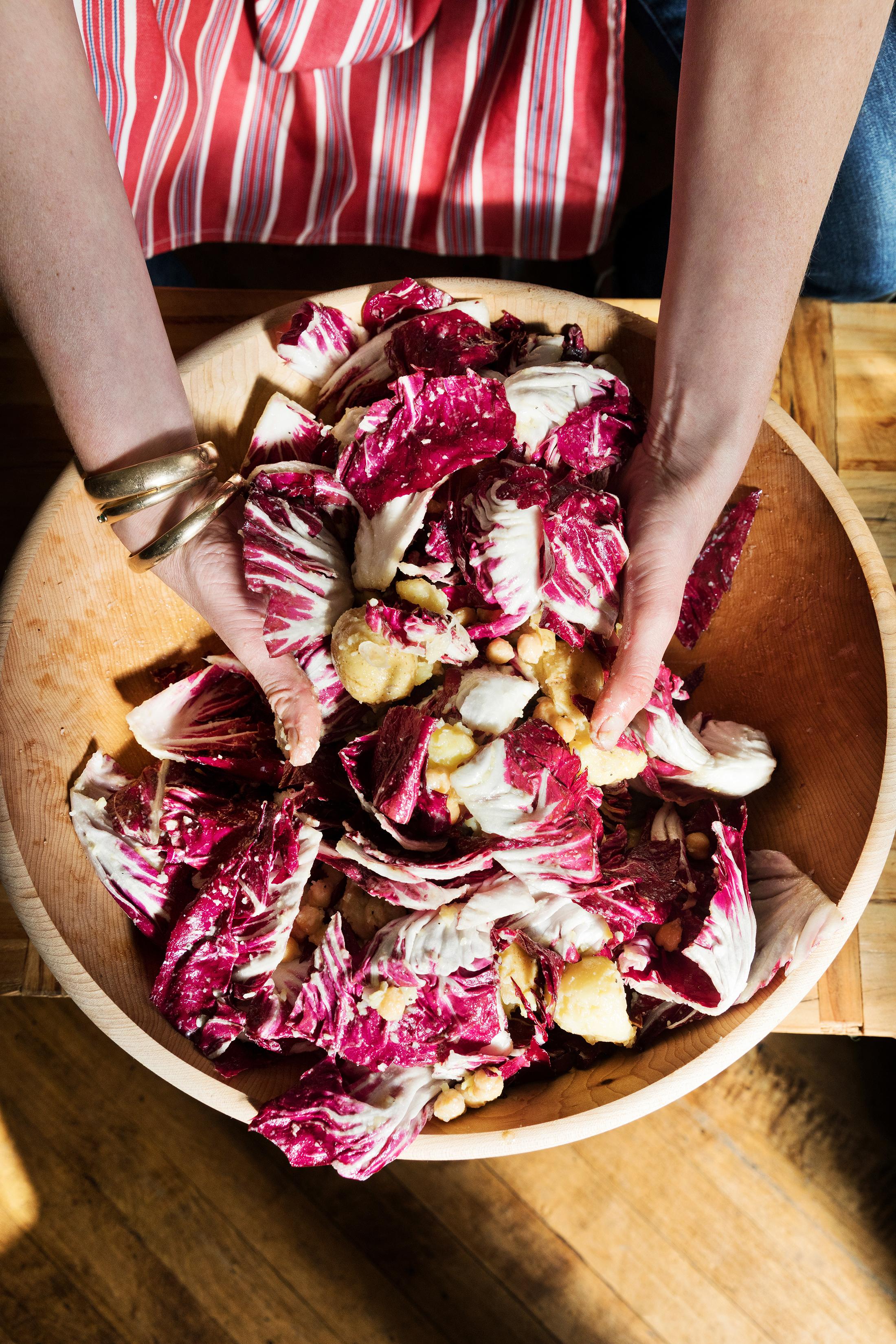 su-Hearty Winter Salad
