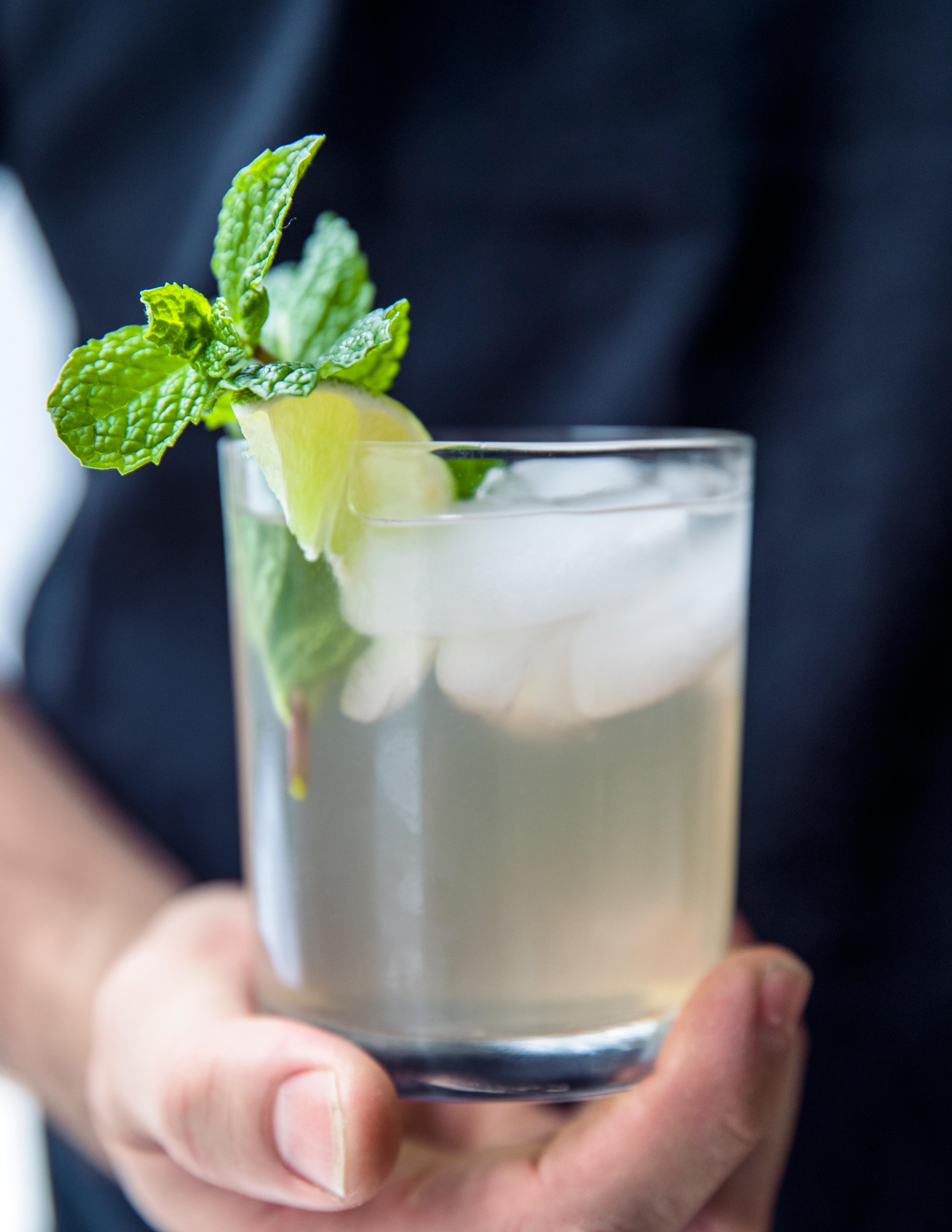 Rum Coconut Water - Sunset Magazine