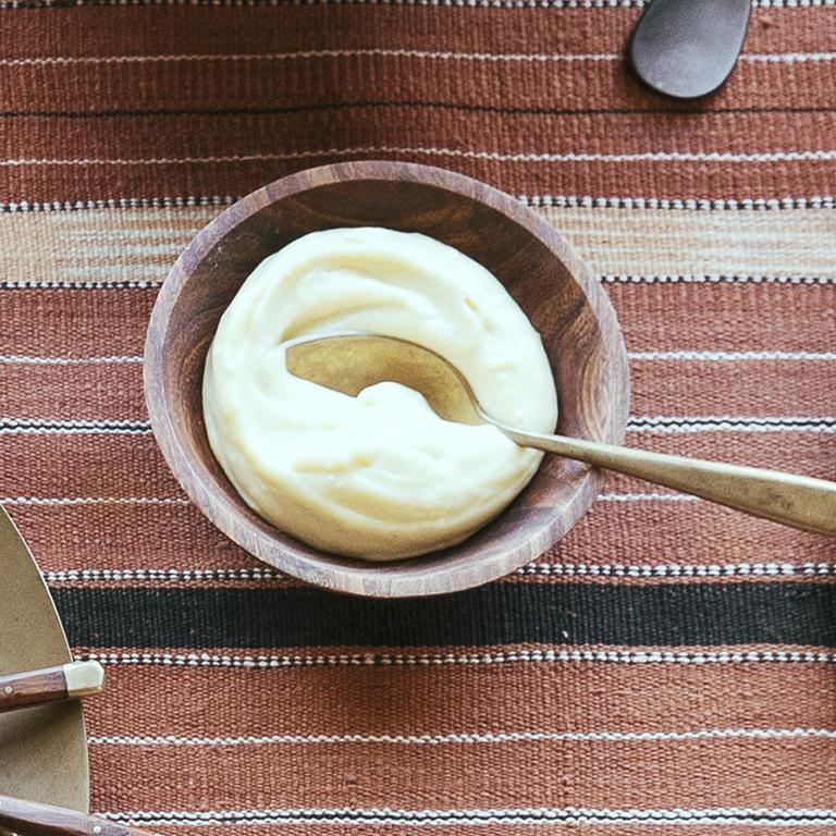 su-Aatxe Allioli (Spanish-style Garlic Mayonnaise) Image