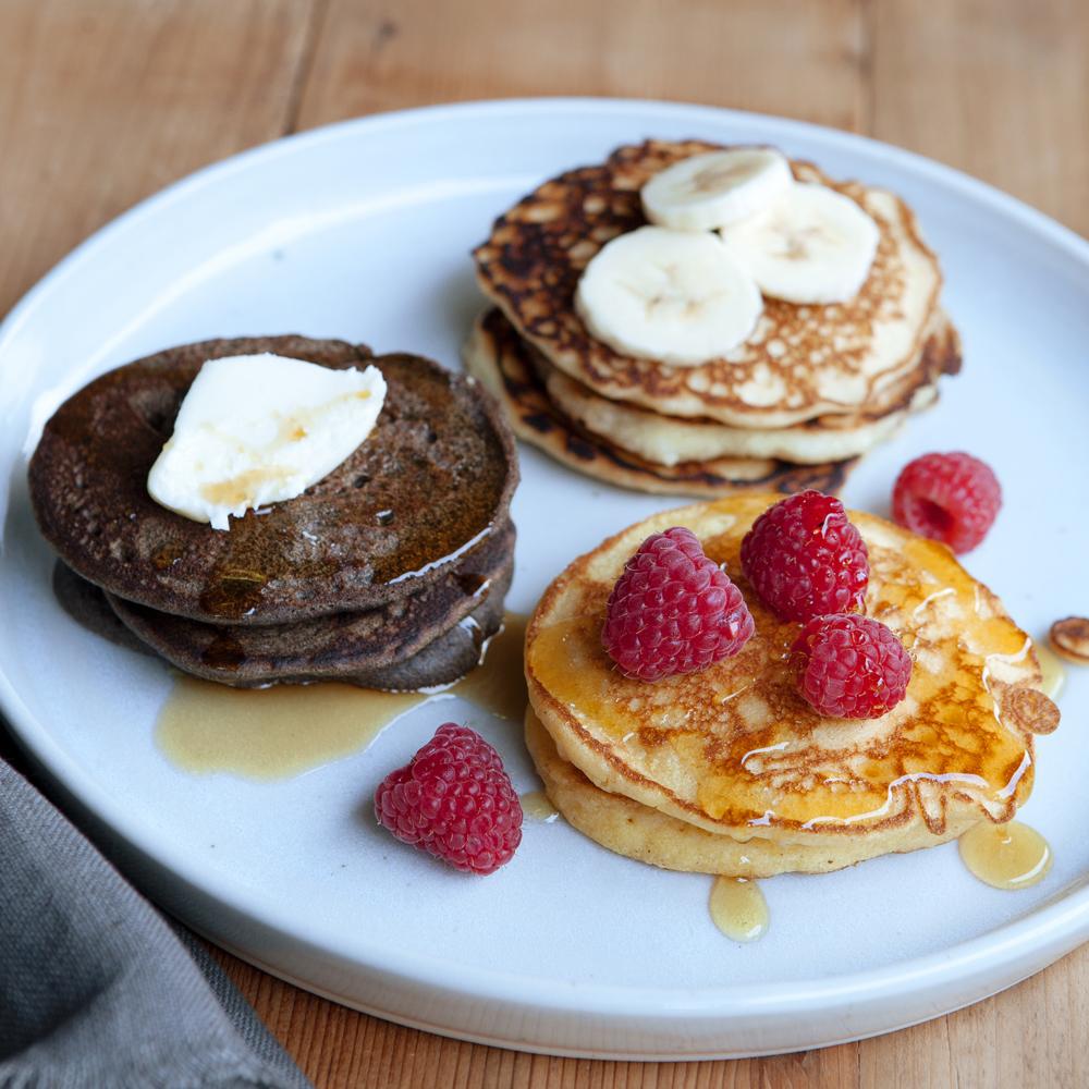 su-Basic Pancakes