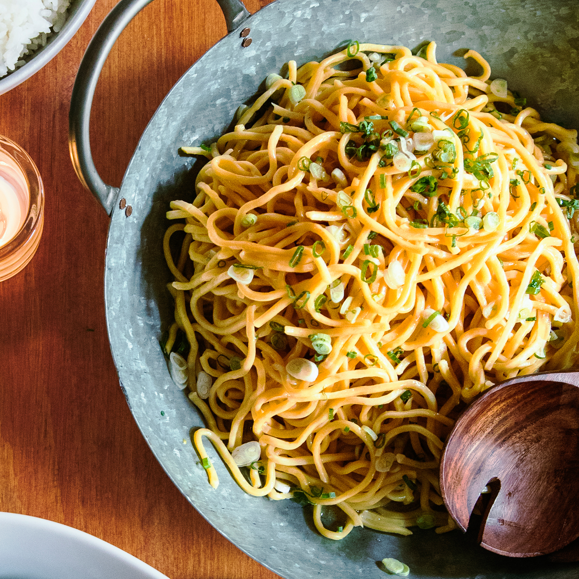 su-Calamansi and Green Onion Pancit Image