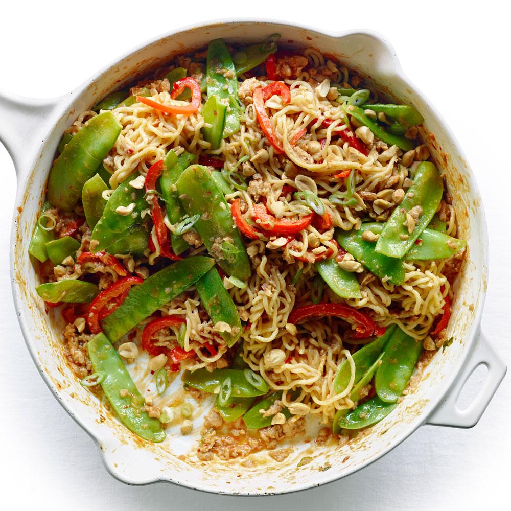 su-Chicken Dan-Dan Noodles Image