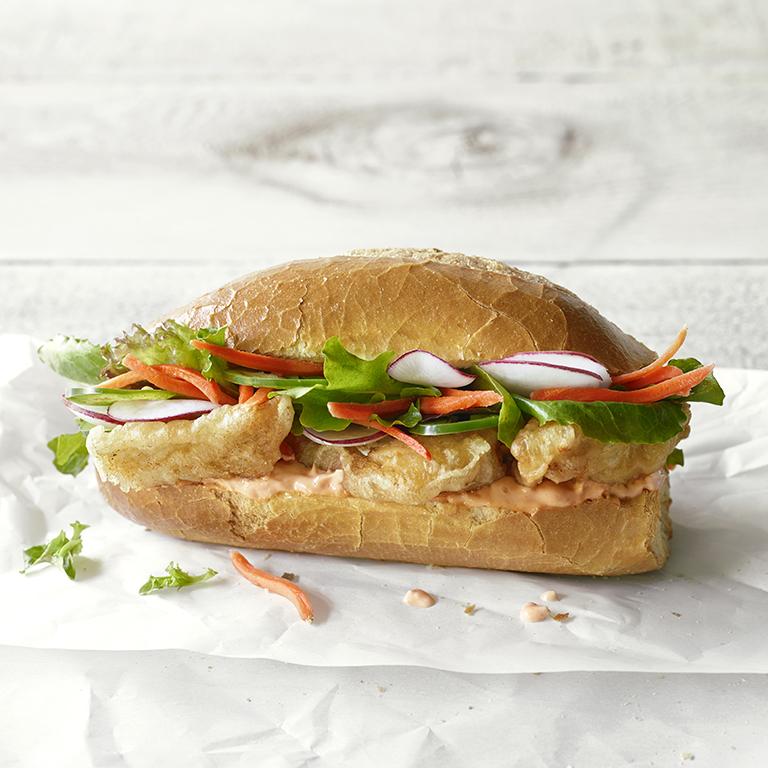 su-Crispy Cod Bánh Mì Image