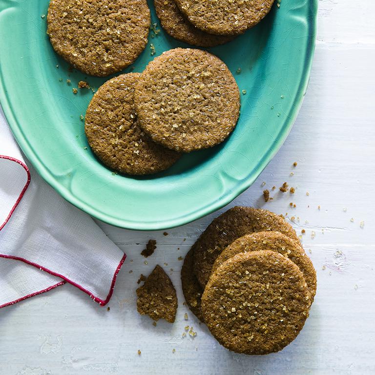 Donna S Molasses Cookies Recipe Sunset Magazine