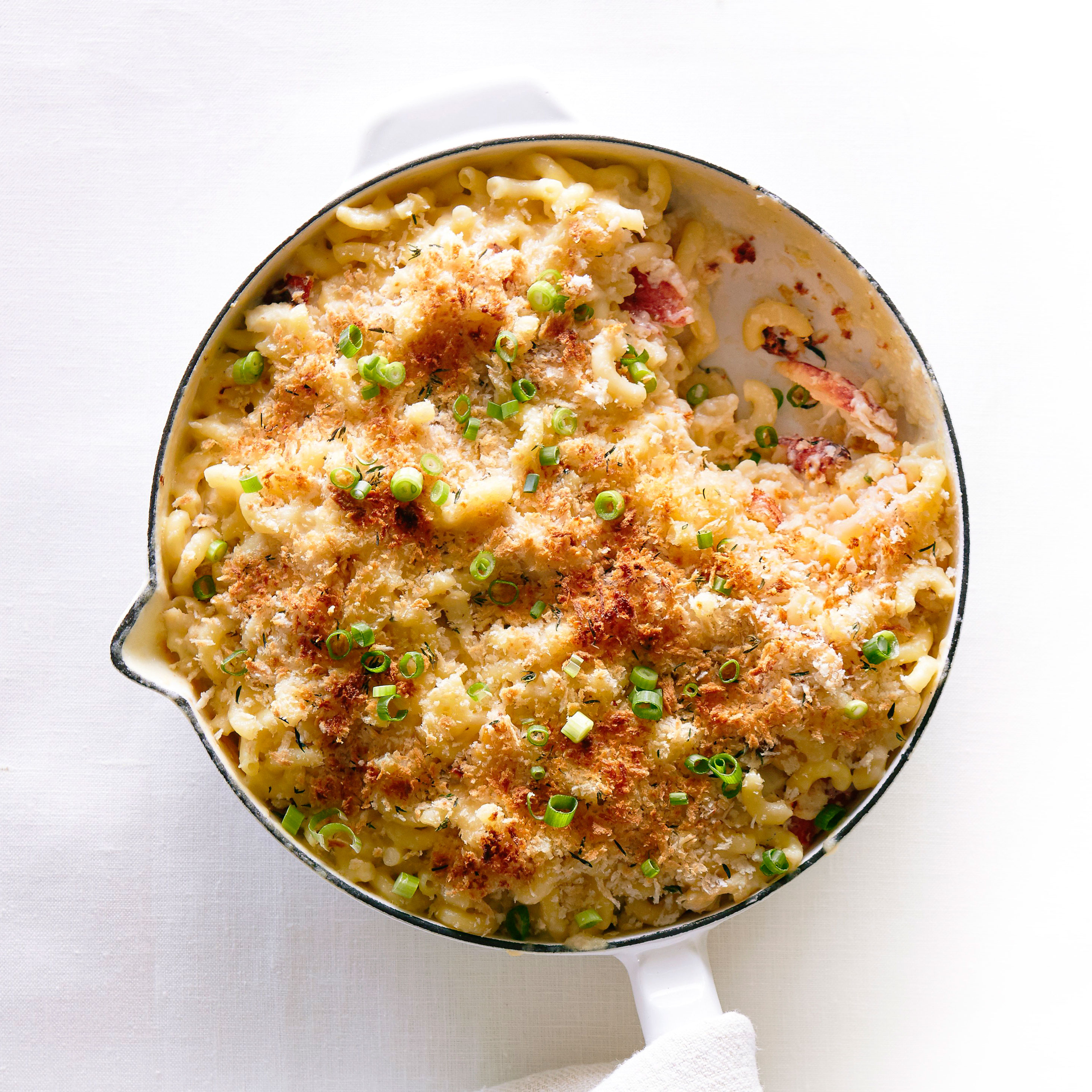 su-Dungeness Mac and Cheese Image