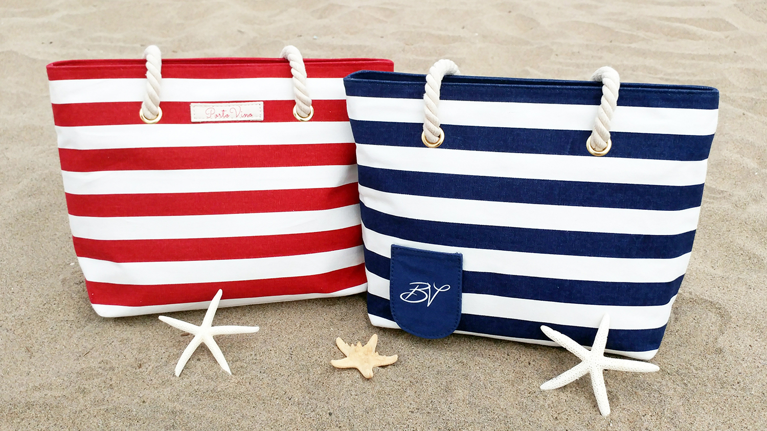 This Is the Beach Tote Wine Fanatics Need This Summer