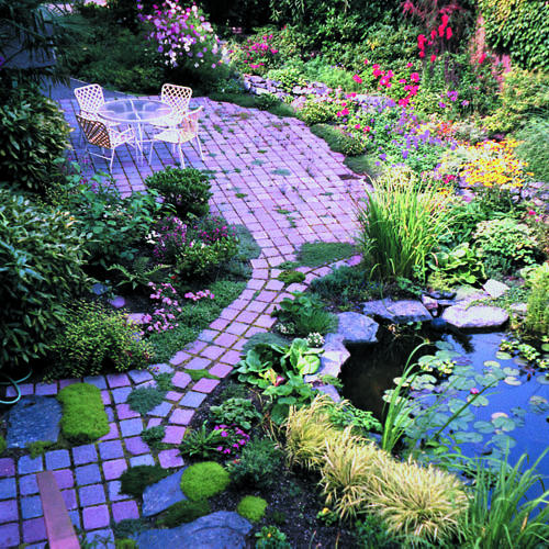 Ideas For Flowers In Backyard: Lakewood, Washington: New Life For An Old Pool