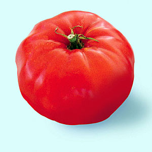 Sunset's own heirloom tomato