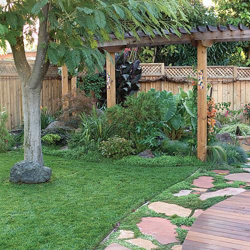 Backyard Oasis Ideas: Sunset Magazine
