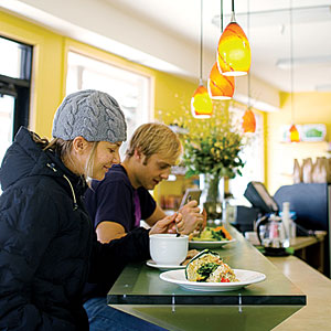 Glow Live Food Café