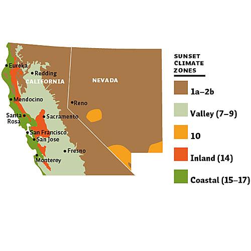 Northern California May Checklist