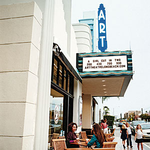 The Art Theatre of Long Beach