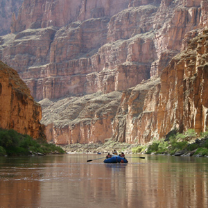 Raft the Colorado River