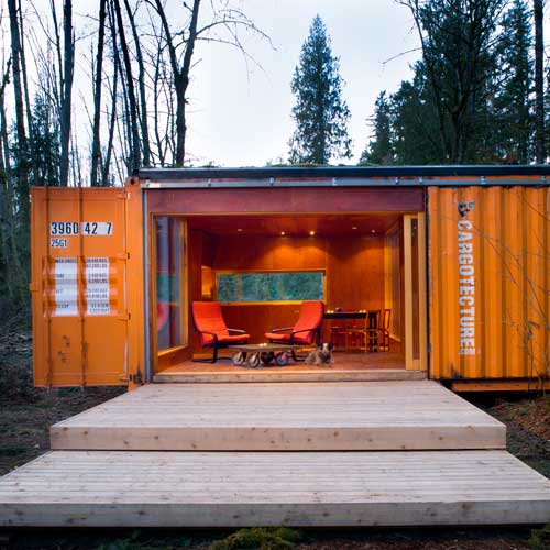 Shipping Container Home Plans California: The Cargotecture Movement