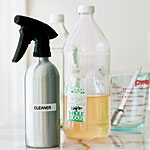 Zero-Waste Tips: Make your own household cleaner