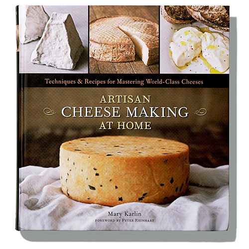 For the home cheesemaker