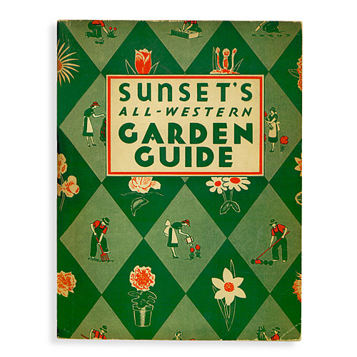 Timeline of the Western Garden Book - Sunset Magazine