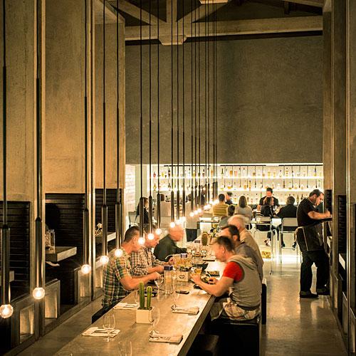 Workshop Kitchen Bar Sunset Magazine