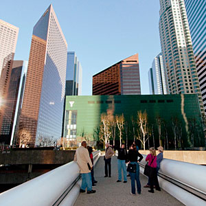 Los Angeles Conservancy Modern Skyline Walking Tour