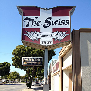 The Swiss Restaurant & Bar