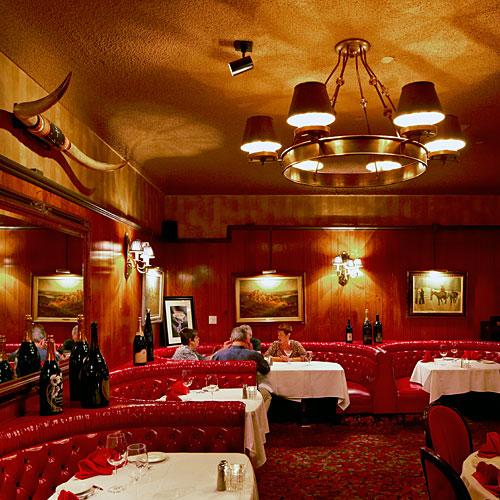 Tiny House Las Vegas >> Golden Steer Steakhouse - Sunset Magazine