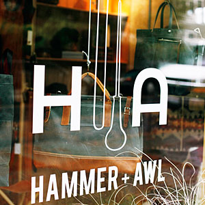 Hammer + Awl