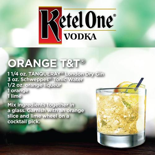 KETEL ONE WEST SIDE