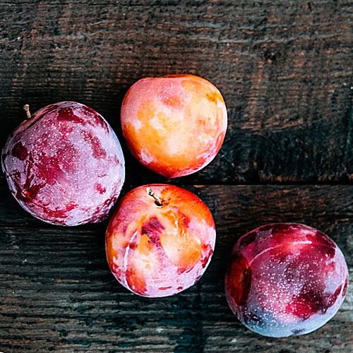Splash pluot