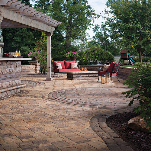 Paver Designs & Accents