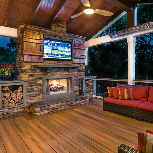 Ultimate Outdoor Living with Horizon