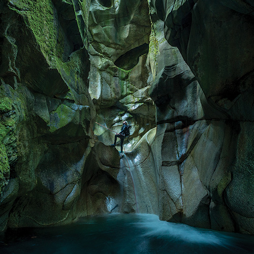 Caves of Squamish