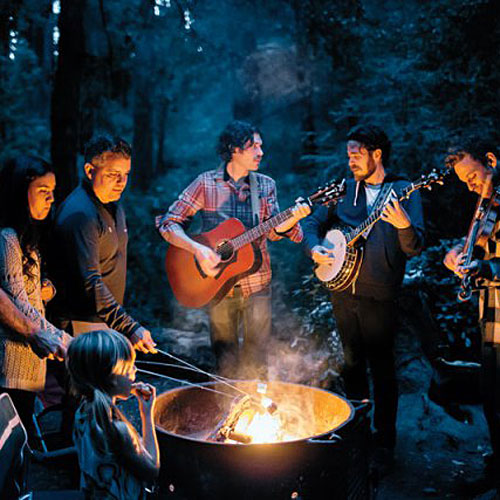 Smokeless Fire Pits: Enjoy the S'mores Without the Smoke - Sunset Magazine